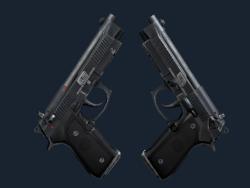 StatTrak™ Dual Berettas   Elite 1.6 (Field-Tested)