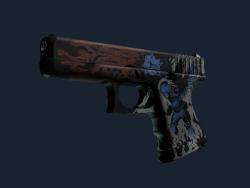 StatTrak™ Glock-18   Sacrifice (Battle-Scarred)