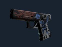 StatTrak™ Glock-18   Sacrifice (Factory New)