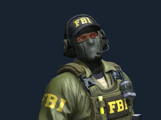 Operator   FBI SWAT