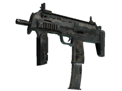 MP7   Scorched (Battle-Scarred)