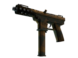 Tec-9 | Rust Leaf (Minimal Wear)