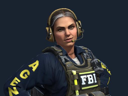 Special Agent Ava   FBI