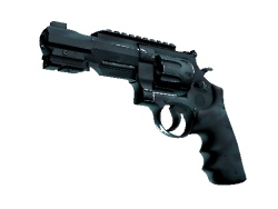 R8 Revolver | Canal Spray (Field-Tested)