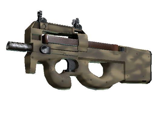 Souvenir P90 | Sand Spray (Factory New)