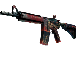 M4A4 | Tooth Fairy (Factory New)