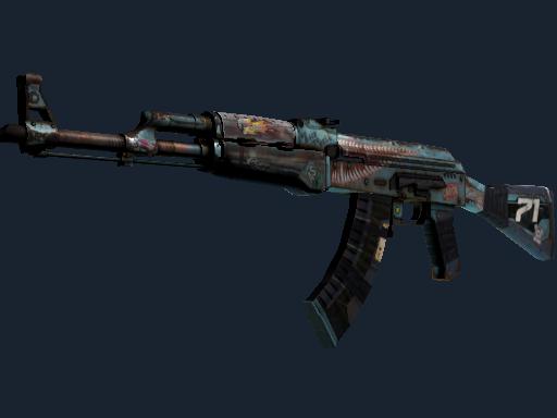 StatTrak™ AK-47 | Rat Rod (Factory New)