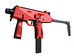 MP9 | Hot Rod (Minimal Wear)
