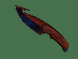 ★ Gut Knife   Marble Fade (Minimal Wear)