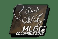 印花 | f0rest | MLG Columbus 2016