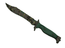 ★ Bowie Knife | Boreal Forest (Minimal Wear)