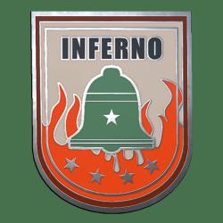 Inferno Pin