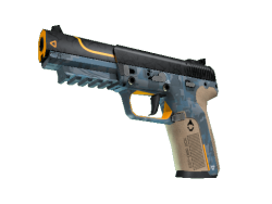 StatTrak™ Five-SeveN | Triumvirate (Factory New)