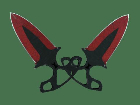 暗影双匕(★) | 深红之网 (破损不堪)