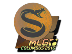 Sticker | Splyce (Holo) | MLG Columbus 2016