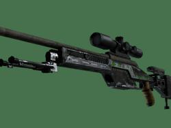 SSG 08 | Necropos (Battle-Scarred)