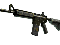 M4A4 | The Battlestar (Minimal Wear)