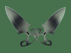 ★ Shadow Daggers | Scorched (Minimal Wear)