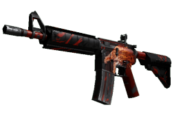 StatTrak™ M4A4 | Howl (Field-Tested)