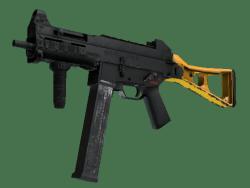 UMP-45 | Caramel (Well-Worn)