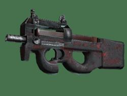 Souvenir P90   Fallout Warning (Battle-Scarred)