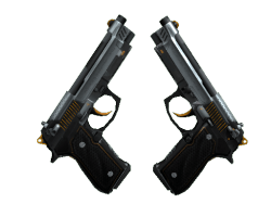 Dual Berettas   Ventilators (Field-Tested)