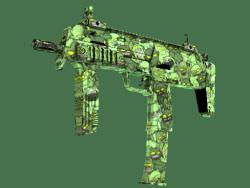 StatTrak™ MP7   Impire (Minimal Wear)