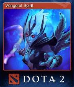 570-Vengeful Spirit (Trading Card)