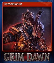 Demolitionist (集换式卡牌)