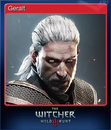 292030-Geralt (Trading Card)