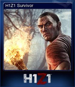 295110-H1Z1 Survivor