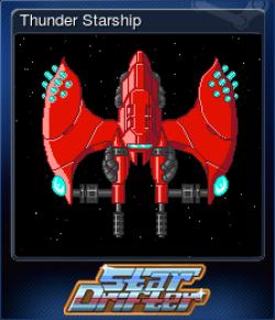 Thunder Starship