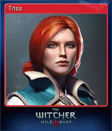 292030-Triss (Trading Card)
