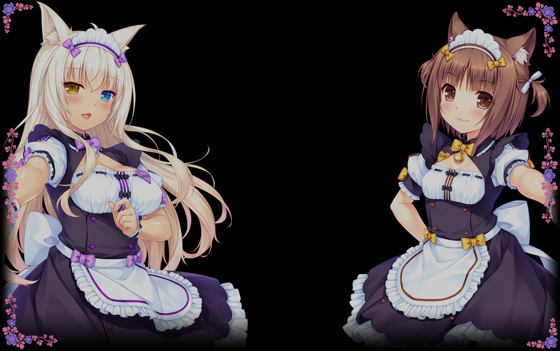 420110-Coconut & Azuki in Uniform