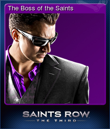 The Boss of the Saints