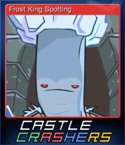 204360-Frost King Spotting