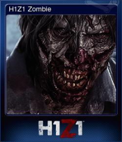 295110-H1Z1 Zombie