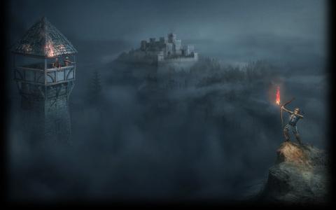 Fog of War (个人资料背景)
