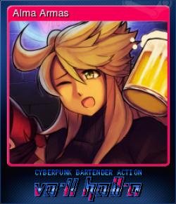 447530-Alma Armas (Trading Card)
