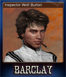 605470-Inspector Wolf Burton