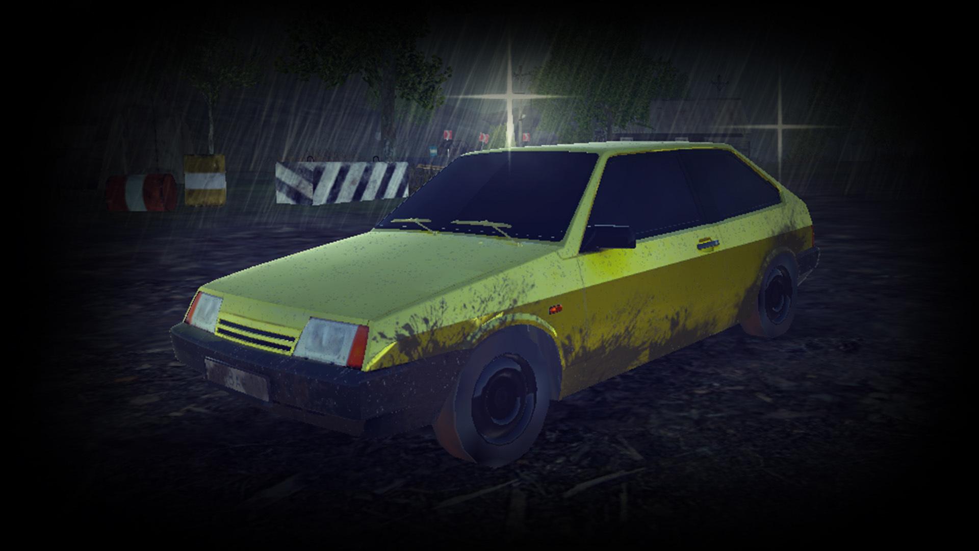 566990-Rally car