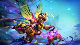 【工坊新作】—目前为止最亮的邪影芳套装 黄蜂夜盗_c5game