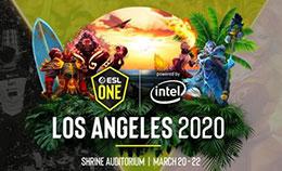 受疫情影响ESL One洛杉矶Major中国区预选赛将延期举行_c5game