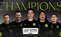 CHAOS 3-1 战胜Triumph 赢得IEM北京站冠军_c5game