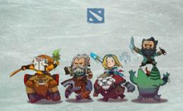 《Dota2》9月20日更新:新赛季正式开始_c5game