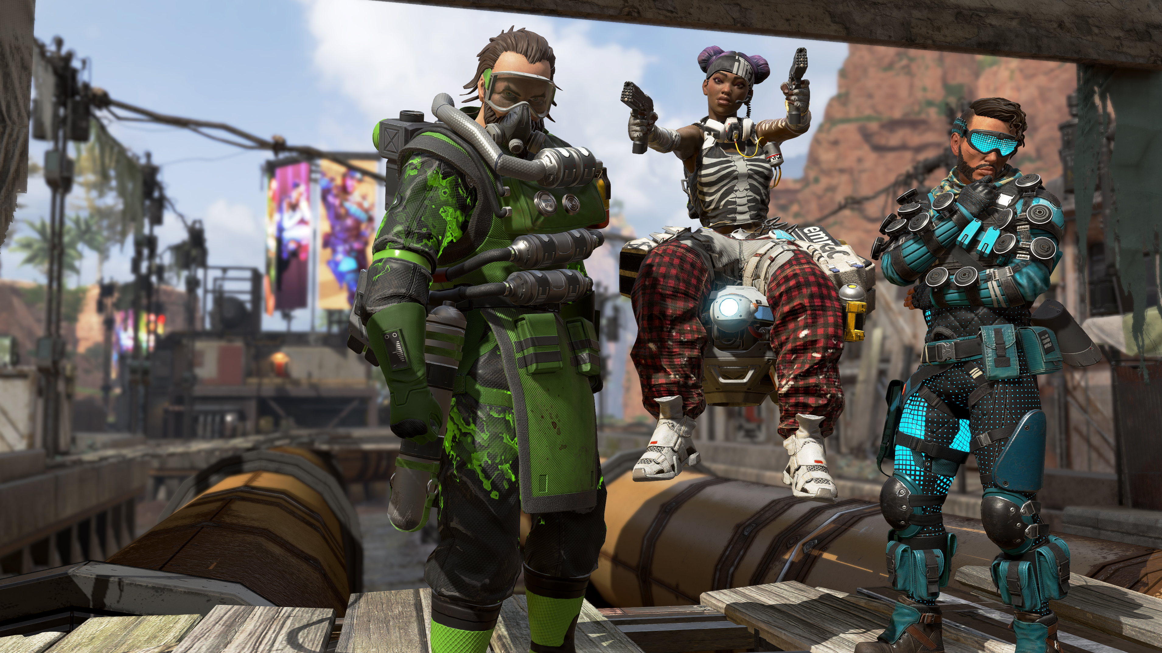 Respawn's latest anti-cheat measures sees Apex cheaters banned by