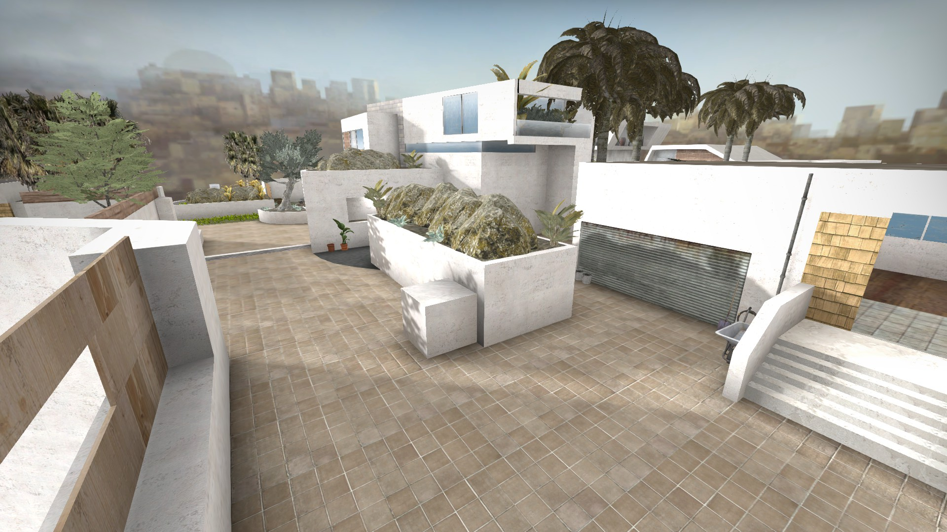 A CS:GO fan made a very accurate Black Ops 2 popular map