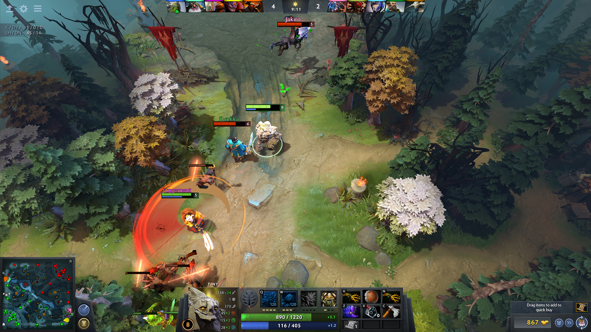 Valve release a new matchmaking system for Dota 2 - ZBT