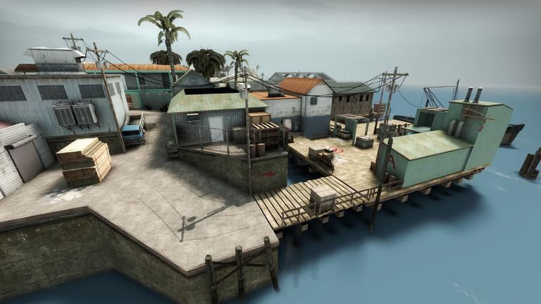 CS:GO latest patch: addressed weapon pick-up bug and updated